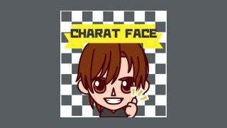 CHARAT FACEの使い方