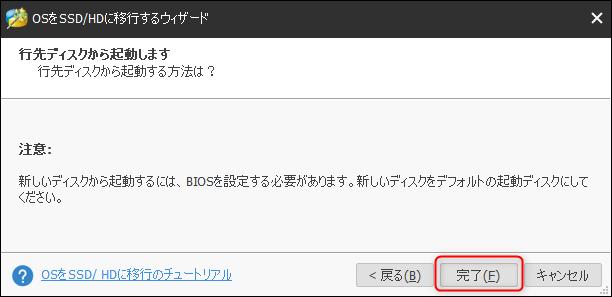 ハードディスクの換装手順